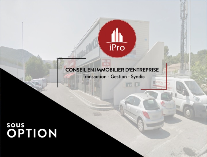 Aubagne Location Local Commercial 138m2 non divisibles