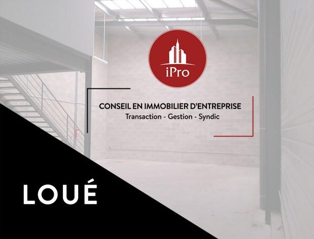 Marseille 15 ZFU Location Activités-Entrepôts 180m2 non divisibles (116-57B)