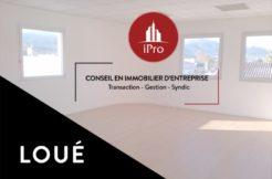location bureaux aubagne ipro 116-82
