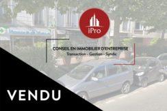 Saint Mandé Vente Fonds de commerce 48m2 118-35