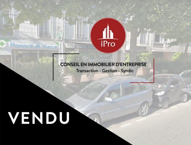 Saint Mandé Vente Fonds de commerce 48m2 (118-35)