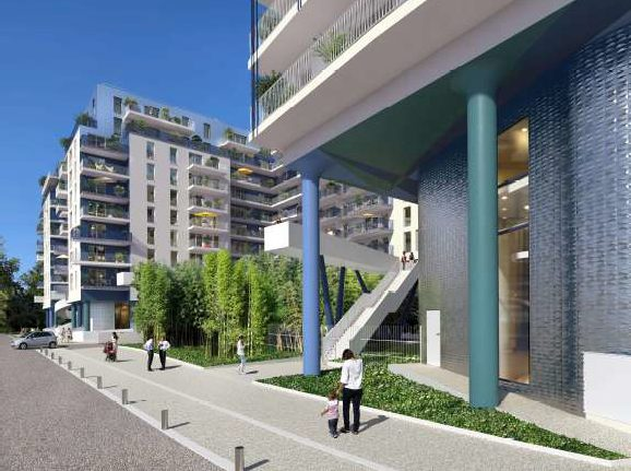 Marseille vente T3, 64.97 m2 + 17.62 m2 de balcon (119-32/13008/5710)